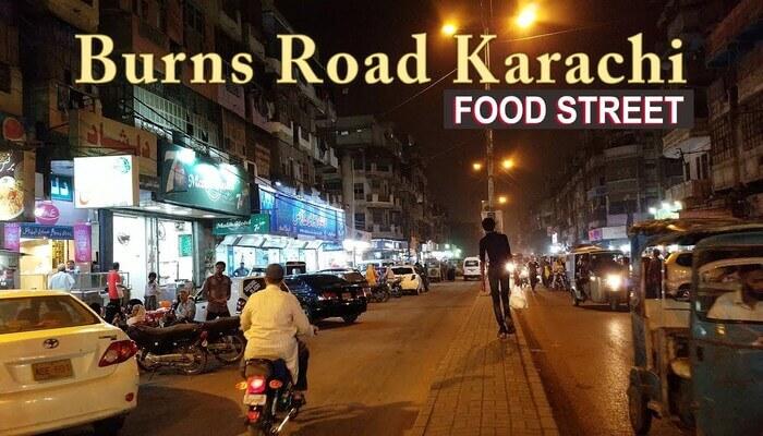 Burns Road Food Street